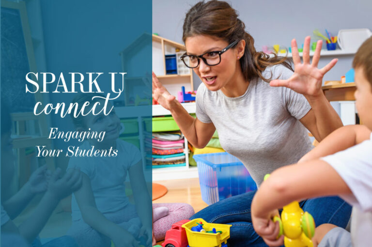 SPARK U Connect: Engaging Your Students
